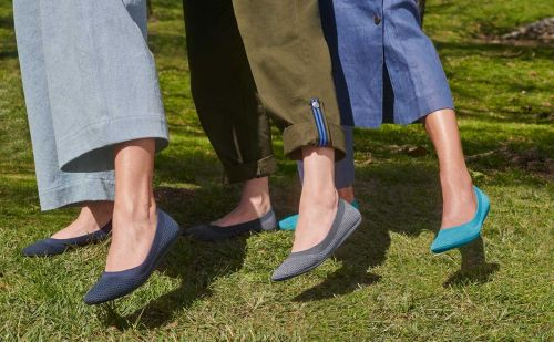 Allbirds moves away from sneakers with new launch