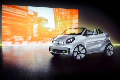 Smart Unveils the Roofless Forease Concept