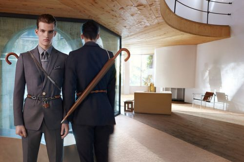 Take a Look at Riccardo Tisci's First Campaign Imagery for Burberry