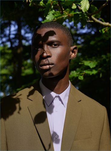 Fernando Cabral Travels to Sweden for COS Fall '18 Campaign