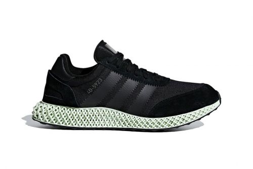 Adidas' FUTURECRAFT 4D-5923 Receives an Essential Black Edition