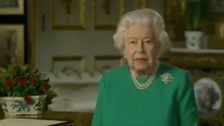 Queen Elizabeth Makes Rare Public Address Amid Coronavirus Crisis