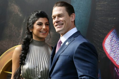 John Cena Shared a Message About 'Happiness' 1 Day After Wedding to Shay Shariatzadeh
