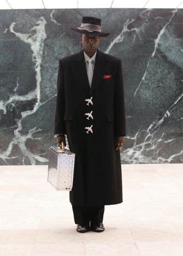 Louis Vuitton: Menswear AW21