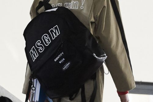 MSGM & Eastpak Team up Once Again on Collaborative Bag Capsule Collection