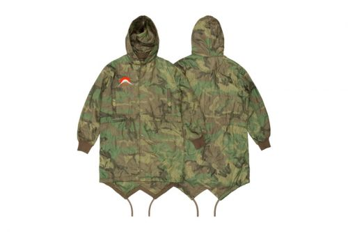 Maharishi Channels Classic Military Styles in New Capsule