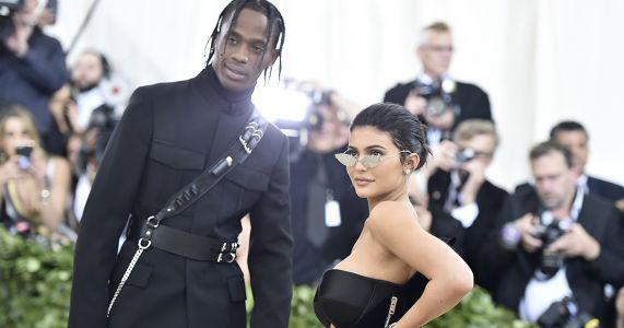 We Finally Know Why Travis Scott Rarely Takes Photos With the Love of His Life Kylie Jenner