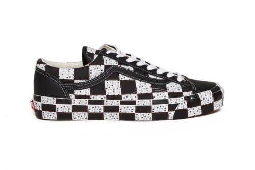 """Vans and Opening Ceremony Unite for a """"Quilt"""" Pack"""