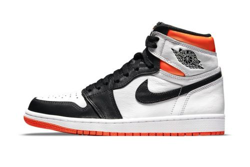 "Take an Official Look At the Air Jordan 1 High OG ""Electro Orange"""