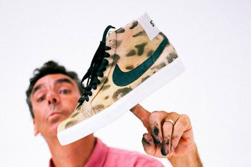 Here's How to Win a Lance Mountain-Signed Stüssy x Nike SB Blazer for Free