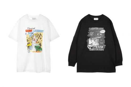 SAINTWOODS Readies Tongue-in-Cheek SW008 Collection