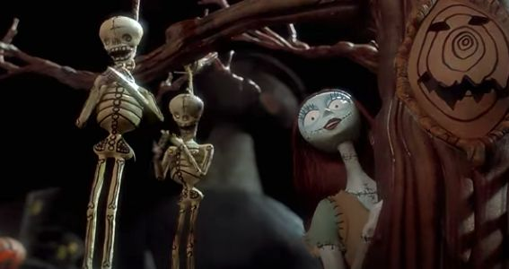 These 'Nightmare Before Christmas' Death Theories Will Keep You Wide Awake