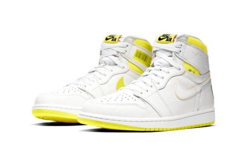 """The Air Jordan 1 """"First Class"""" Gets Inspired By Packaging"""