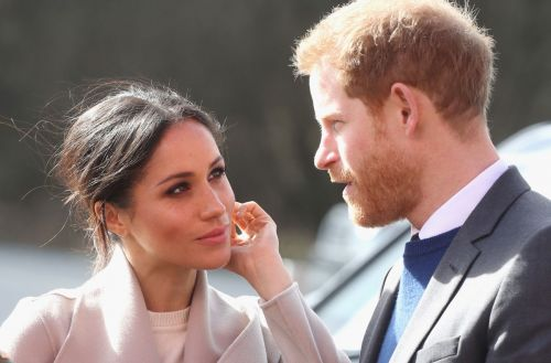 Meghan Markle Wore a Thing: Greta Constantine Skirt Edition