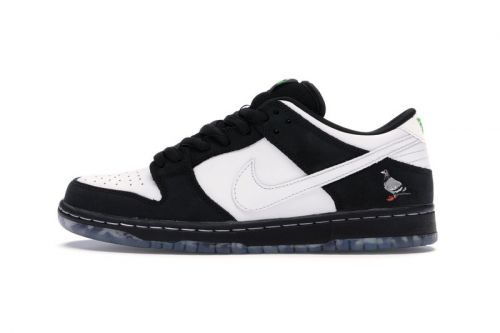 """Find the New Nike SB Dunk Low """"Panda Pigeon"""" on StockX"""