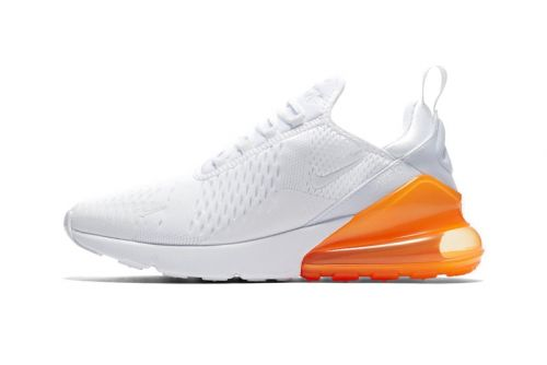 Nike Dresses the Air Max 270 in a Pair of New Colorways