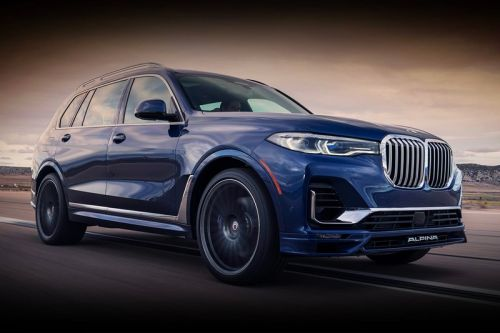 Alpina Reworks the BMW X7 With a Heavy Dose of Muscle