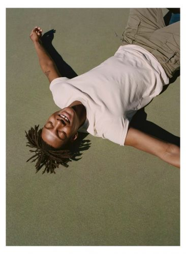 Ty Ogunkoya & Jordy Baan Model Laid-back Style for Abercrombie & Fitch Campaign