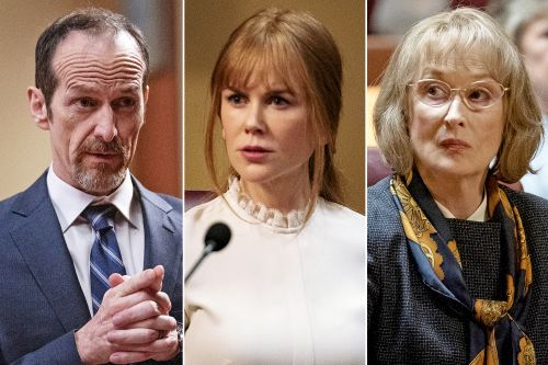 'Big Little Lies' star Denis O'Hare breaks down finale courtroom battle