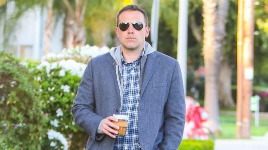 Ben Affleck Spends Some Quality Time in L.A. With His Mini-Me Samuel - See Pics!