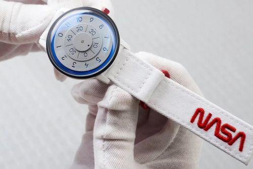 NASA Celebrates 60th Anniversary With Limited-Edition Anicorn Watch Collaboration