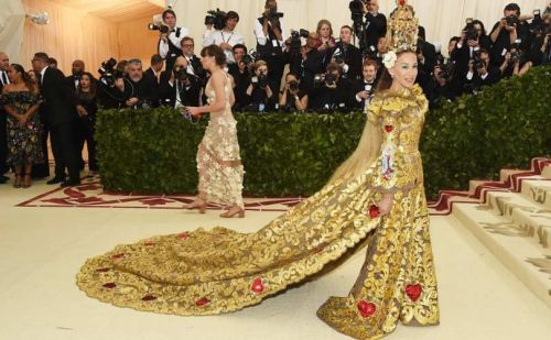 The Met Gala: this year and past editions