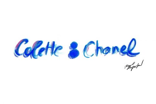 Chanel Teases Its Upcoming colette Collaboration