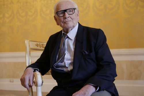 Quotes from the late fashion great Pierre Cardin