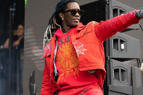 Young Thug's 'PUNK' Projected to Debut in Top Three of Billboard 200