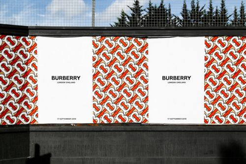 Burberry Profits Climb 42% in First Half as Revenues Dip