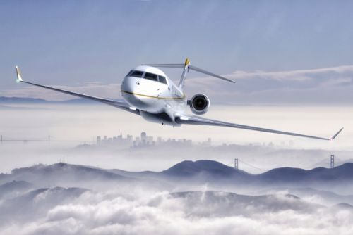 Bombardier Unveils Prototype Global 7000 Private Jet, Can Fly Nonstop from NY to Dubai