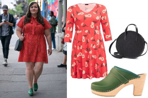 Get inspired by Aidy Bryant's 'Shrill' costumes with these looks for less