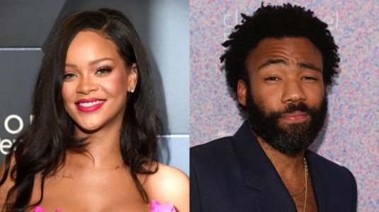 It's Confirmed! Rihanna Is Coming Back To The Big Screen In A New Film With Donald Glover
