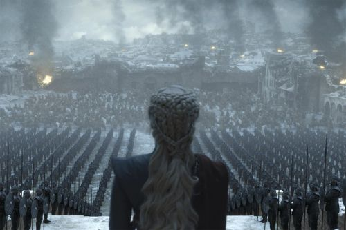 'Game of Thrones' Series Finale Sets Historical HBO Ratings Record