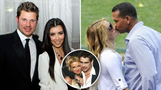 From Kim K and Nick Lachey to Kate Hudson and A-Rod - Check Out Which Celebrity Couples You Forgot Dated