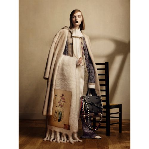 Loewe Launch A Capsule Collection Inspired by Charles Rennie Mackintosh