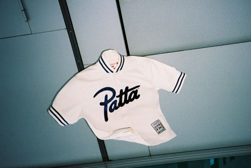Patta & Mitchell & Ness Unveil Fall 2018 Collaboration Inspired by Classic Sportswear