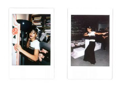 Willow Smith reveals wicked cool Chanel campaign