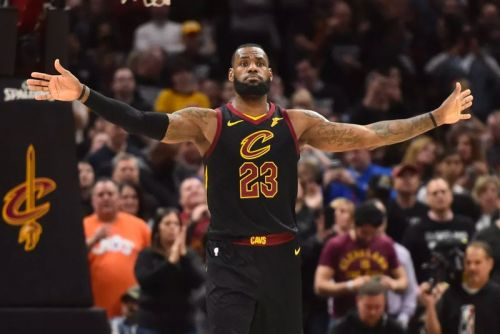 There's a $1 Million USD GoFundMe to Build a LeBron James Statue in Akron