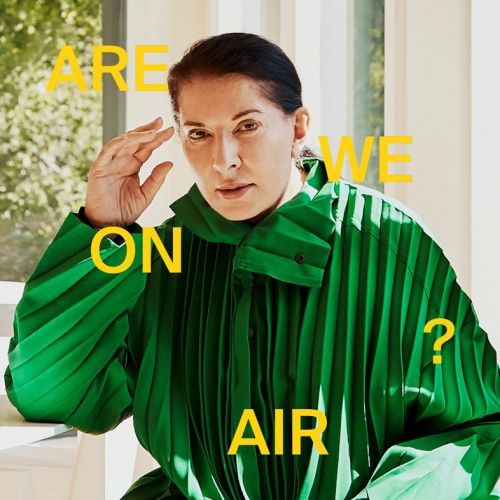 Marina Abramović, Dua Lipa, and more reveal the soundtrack to their lives