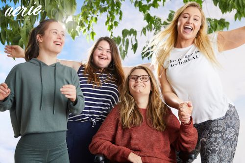 Aerie Teamed Up With the Special Olympics for Their New Campaign, and the Photos Are Beautiful