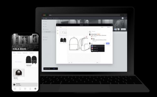 New technology CALA streamlines the fashion supply chain
