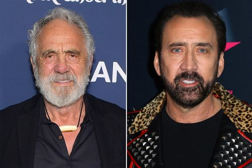 Tommy Chong: Nicolas Cage is 'one of the finest actors in America'