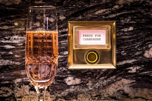 Dave and a Champagne-Filled Restaurant Lead This Week's UK Roundup