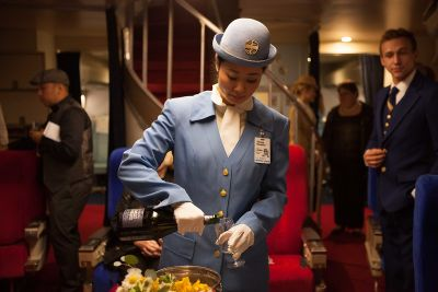 High Fashion: The Pan Am Experience Recreates Glamour of Air Travel