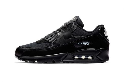 Nike's Air Max 90 Gets a Fan Favorite All-Black Makeover