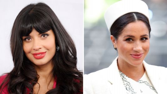 Jameela Jamil Gushes Over Meghan Markle: 'She's Such a Breath of Fresh Air'