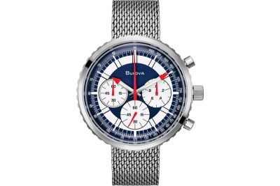 Bulova Releases a New Version of the Chronograph C