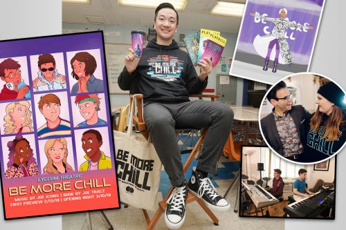 Meet the fans who propelled 'Be More Chill' to Broadway