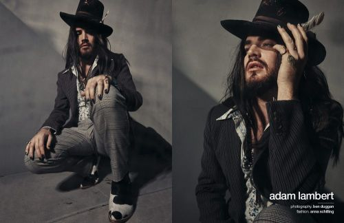 Interview | adam lambert